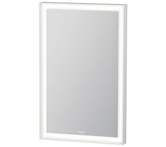 Duravit L-Cube 450mm Mirror With LED Lighting