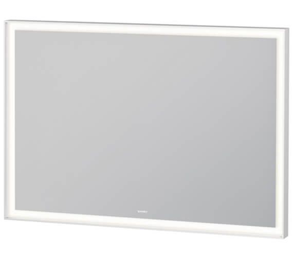 Alternate image of Duravit L-Cube 450mm Mirror With LED Lighting