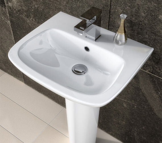 Premier Ambrose Pick And Mix 450mm 1 Tap Hole Basin