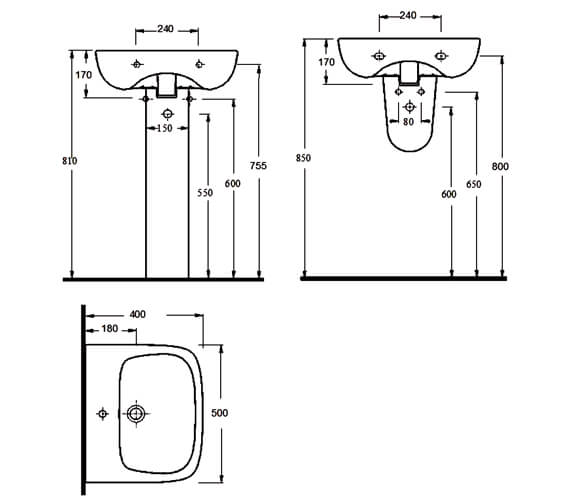Additional image for QS-V72310 Premier Bathroom - NCB502