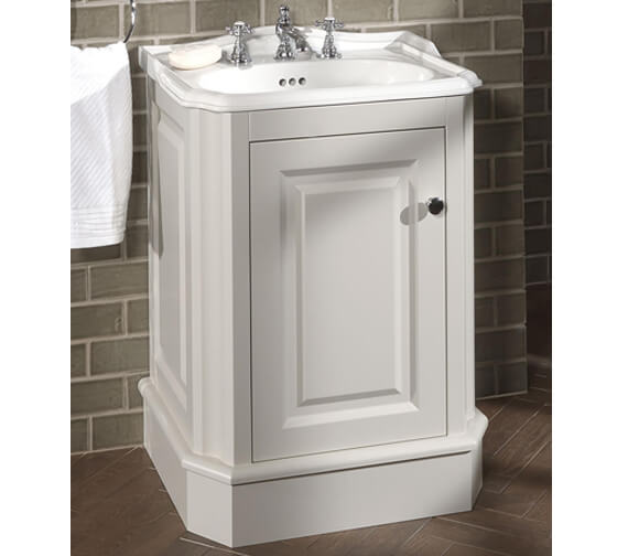 Alternate image of Silverdale Balasani 600mm Unit And 3 Tap Holes Basin