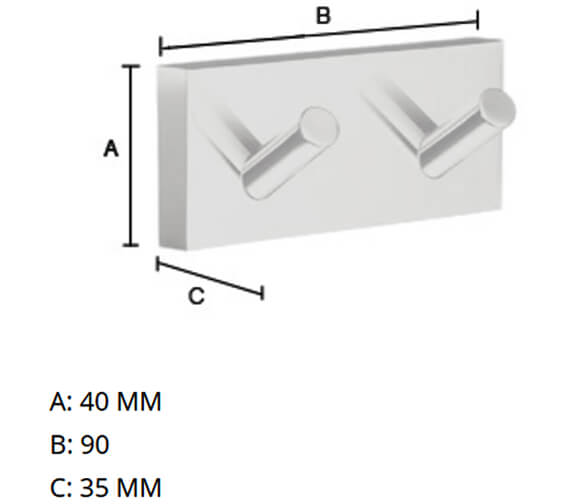 Technical drawing QS-S175 / RK356