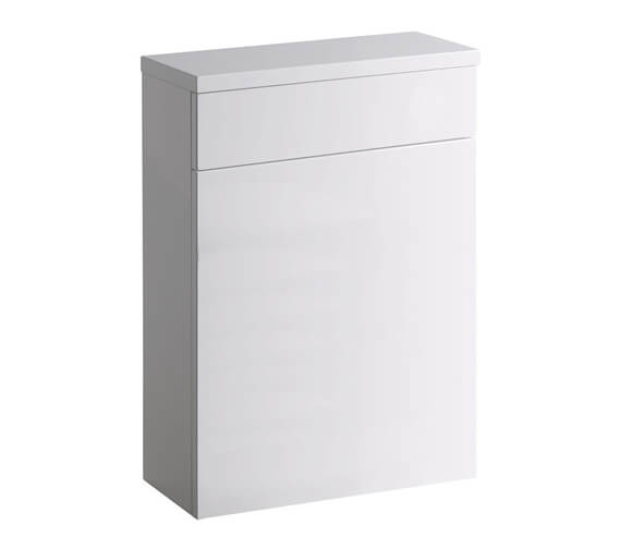 Roper Rhodes Scheme 570mm Back To Wall WC Unit Gloss White