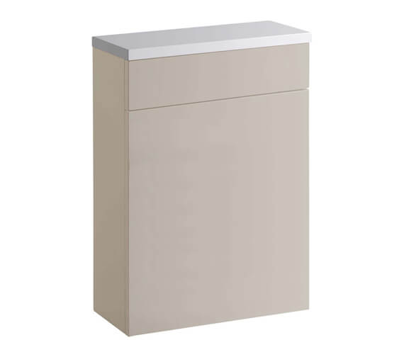 Alternate image of Roper Rhodes Scheme 570mm Back To Wall WC Unit Gloss White