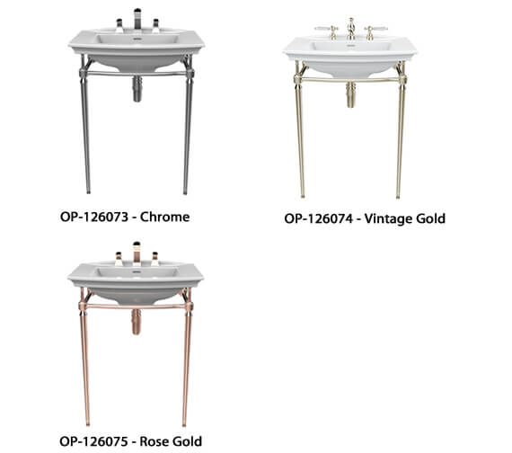 Additional image for QS-V72709 Heritage Bathrooms - PHPW061