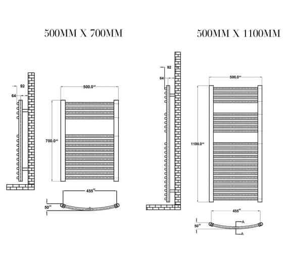 Technical drawing QS-V19793 / HK385
