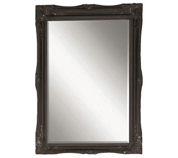 Additional image of Heritage Balham 660 x 910mm  Gilt Silver Wooden Framed Mirror