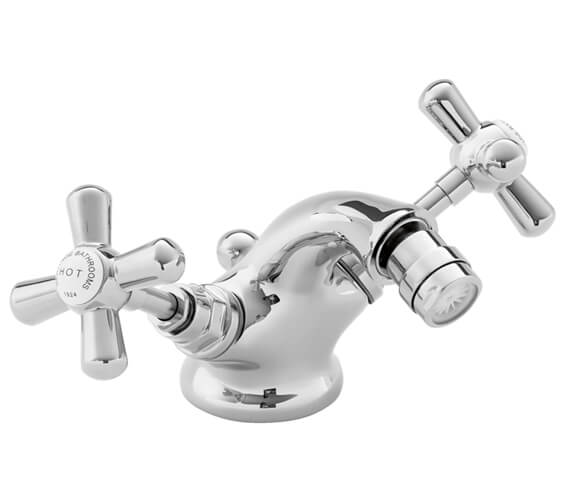 Heritage Ryde Bidet Mixer Tap With Waste