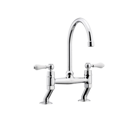 Astracast Colonial Bridge Sink Kitchen Mixer Tap