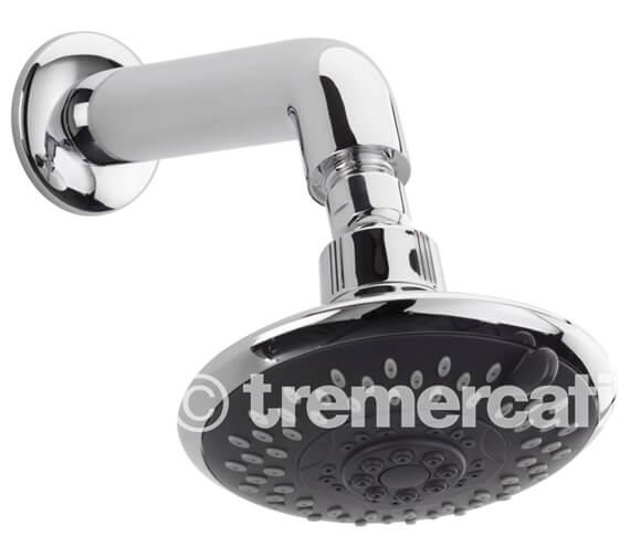 Tre Mercati George Head With Millennium Arm Shower Kit - 8031