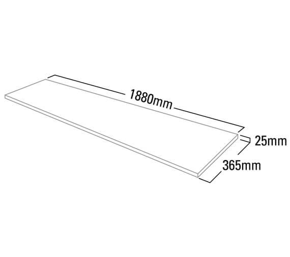 Technical drawing QS-V41744 / F3W18A.AR