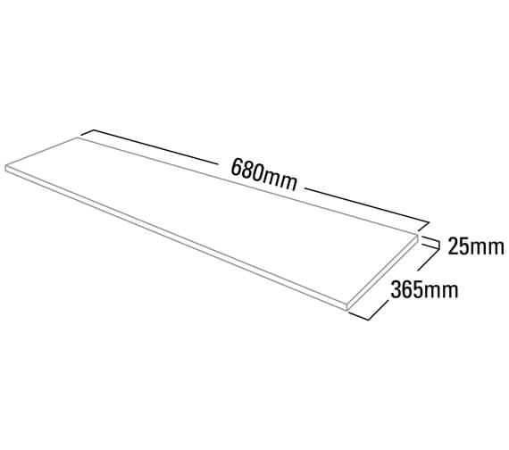 Technical drawing QS-V75541 / F3W6A.AR