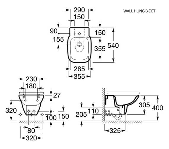 Additional image of Roca Bathrooms  355994000