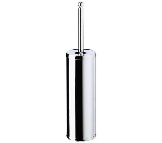 Smedbo Villa Polished Chrome Freestanding Toilet Brush
