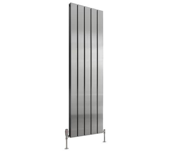 Alternate image of Reina Stadia 1800mm High Double Panel Vertical Radiator White