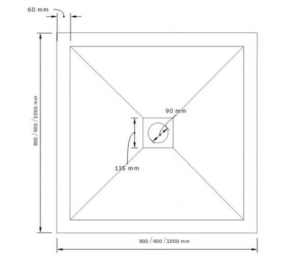 Technical drawing QS-V80530 / H2501