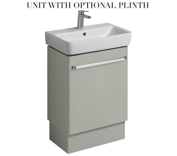 Alternate image of Twyford E200 550mm Unit White