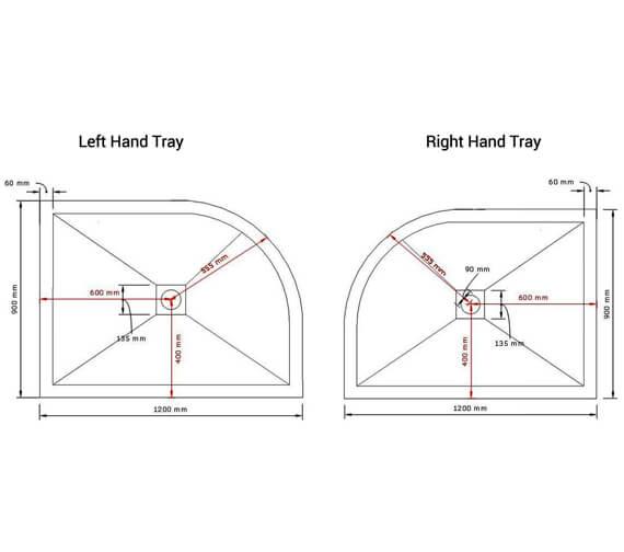 Technical drawing QS-V80506 / H2532