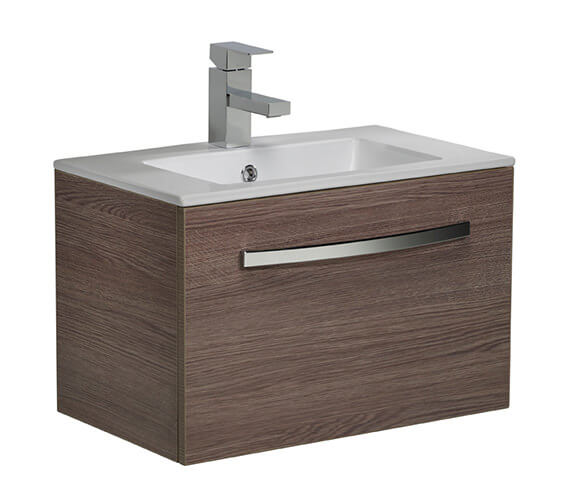 Tavistock Swift 600mm Wall Mounted Unit And Basin