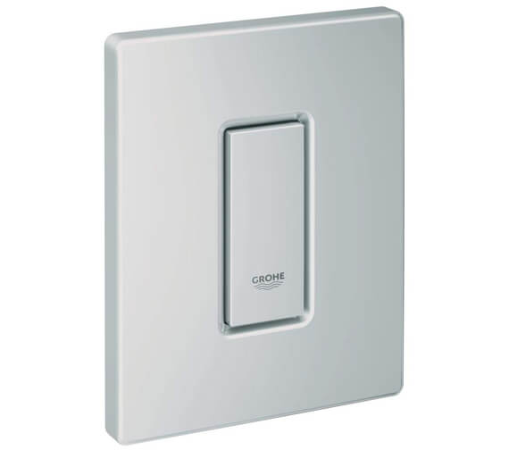 Additional image of Grohe Skate Cosmopolitan Alpine White Actuation Plate