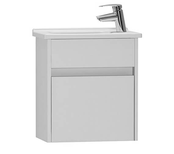 VitrA S50 High 450mm Wide Compact Washbasin Unit