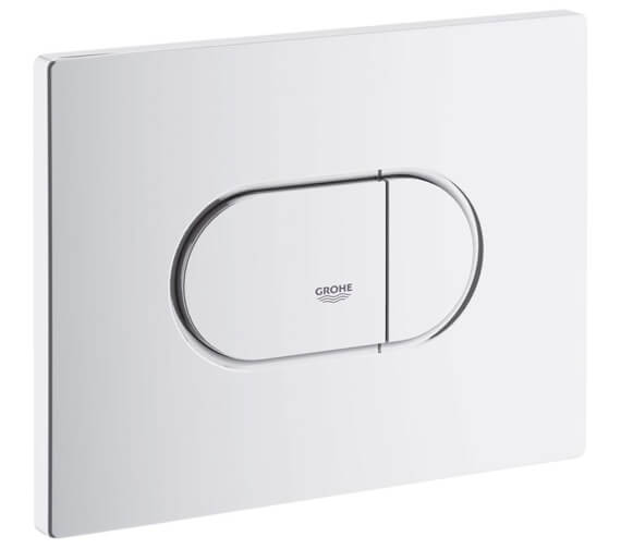 Grohe Arena Cosmopolitan WC Flush Plate