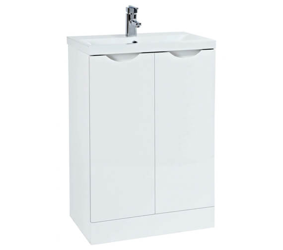 Additional image of Phoenix Amari Vanity Unit With Basin 510mm