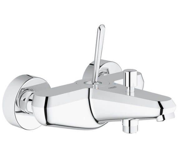 Grohe Eurodisc Joy Single Lever Chrome Bath Shower Mixer Tap