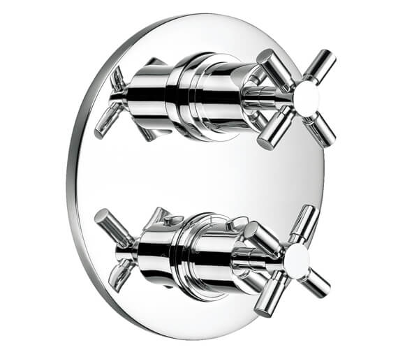 Flova XL Concealed Thermostatic Shower Mixer Valve