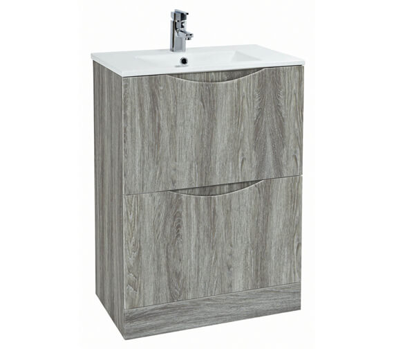 Phoenix Malmo 600mm Floor Standing Unit With Basin