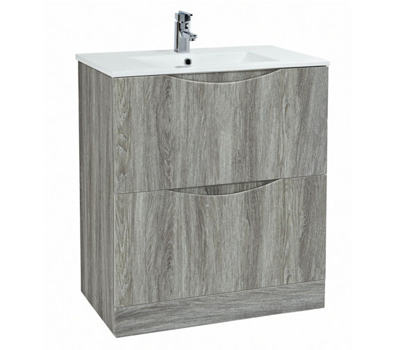 Phoenix Malmo 750mm Floor Standing Unit With Basin