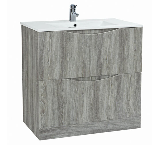 Phoenix Malmo 900mm Floor Standing Unit With Basin