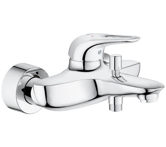Grohe Eurostyle Single Lever Bath Shower Mixer Tap
