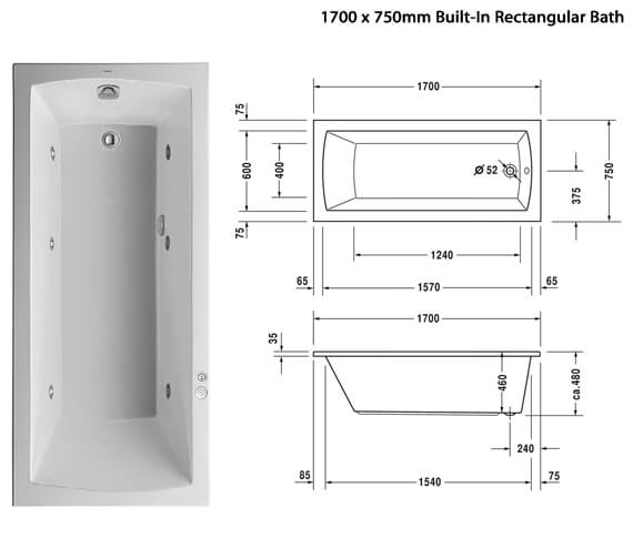 Additional image of Duravit  760141000JS1000