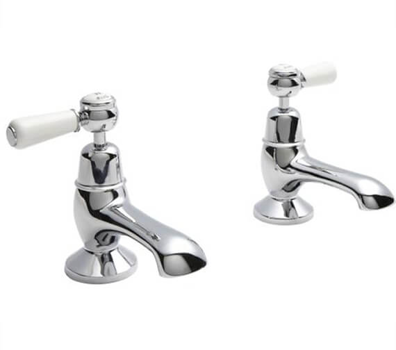 Hudson Reed Topaz Pair Of Bath Tap