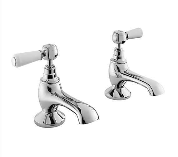 Additional image of Hudson Reed Topaz Pair Of Bath Tap