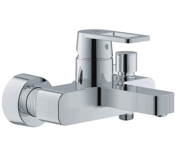Grohe Quadra Single Lever Bath Shower Mixer Tap Without Kit - With Kit Optional