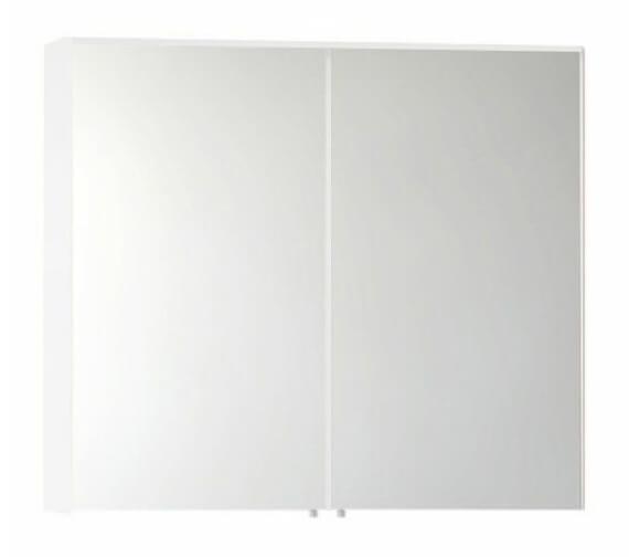 Vitra S50 Classic 1000 x 700mm 2 Door Mirror Cabinet