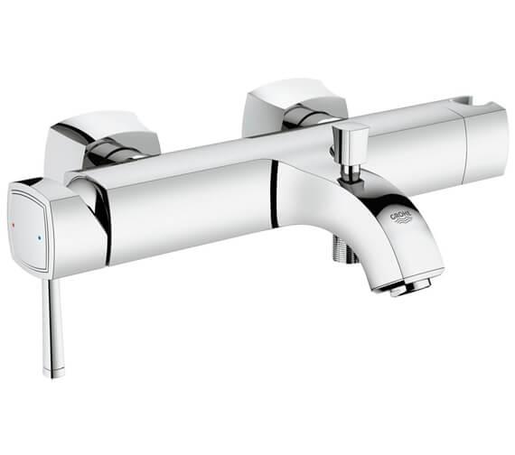 Grohe Spa Grandera Single Lever Chrome Bath Shower Mixer Tap