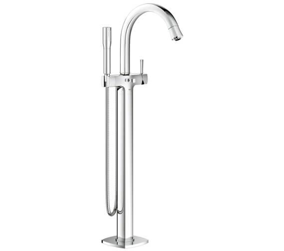 Grohe Spa Grandera Floor Standing Chrome Bath Shower Mixer Tap