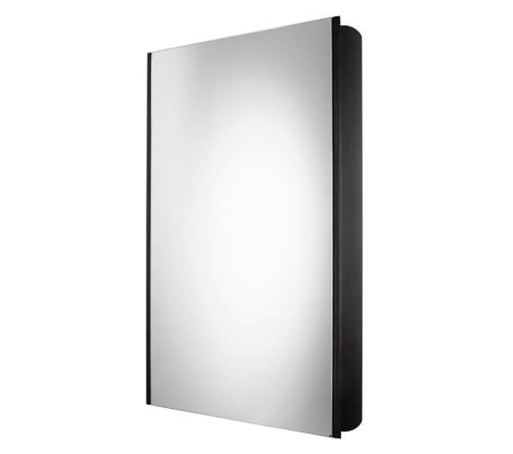 Alternate image of Roper Rhodes Limit 450mm Slimline 1 Door Mirror Cabinet Aluminium
