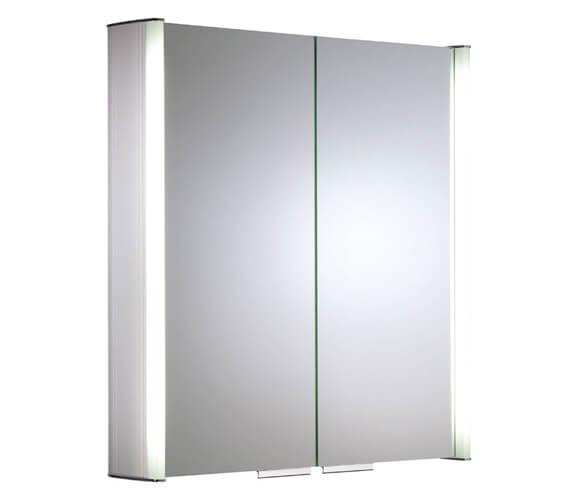 Roper Rhodes Summit 654mm Double Door Mirror Cabinet