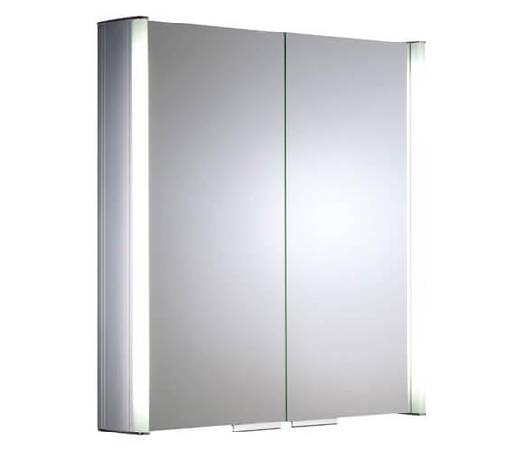 Alternate image of Roper Rhodes Summit 654mm Double Door Mirror Cabinet