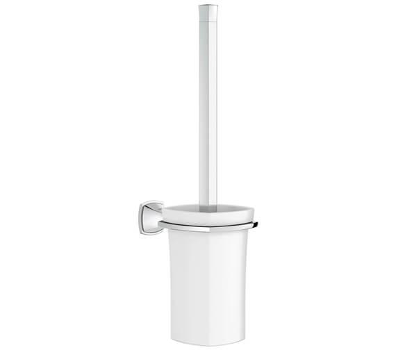 Grohe Spa Grandera Chrome Toilet Brush Set