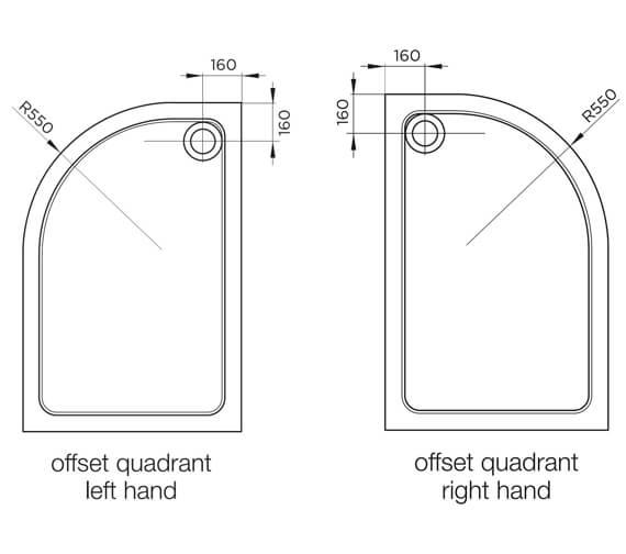 Technical drawing QS-V54718 / TR9-9076Q-L
