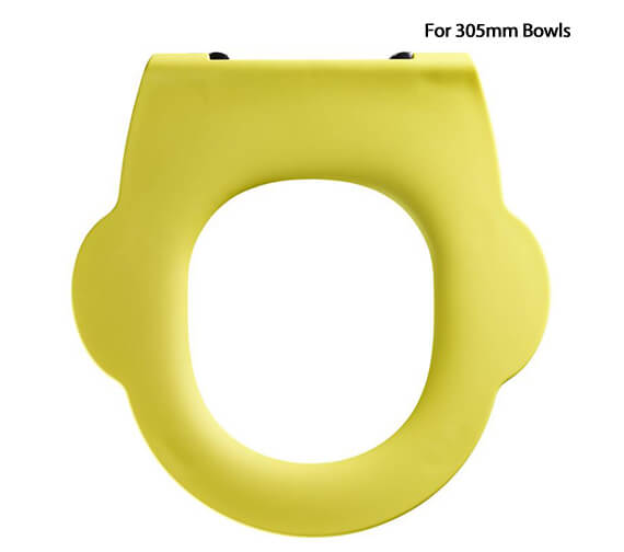Armitage Shanks Contour 21 Splash Toilet Seat Ring Only For 305mm Bowls