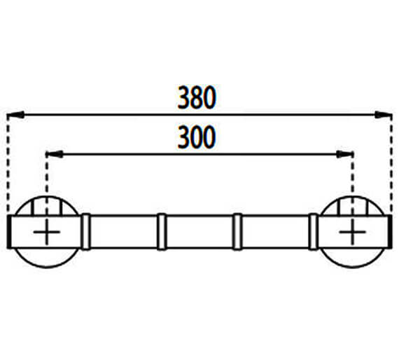 Technical drawing QS-V55371 / AP530541