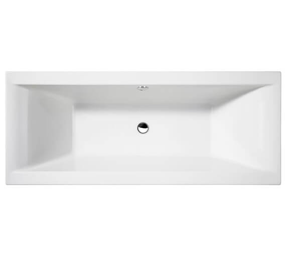 Additional image of Cleargreen Enviro Rectangular Double Ended Bath 1700 x 700mm