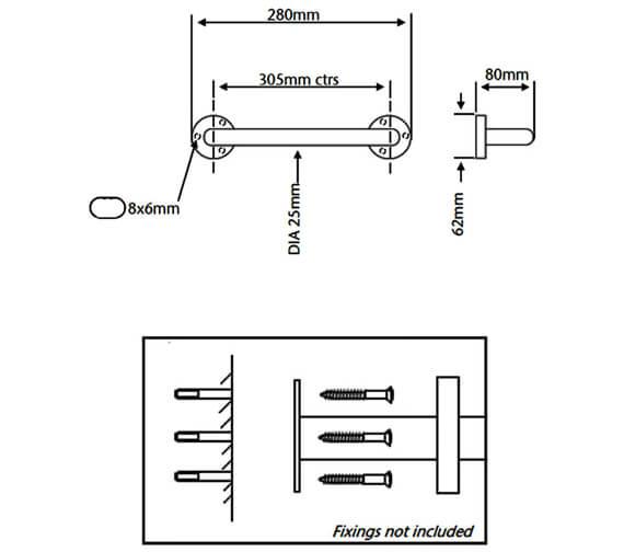 Technical drawing QS-V53333 / ASOC27