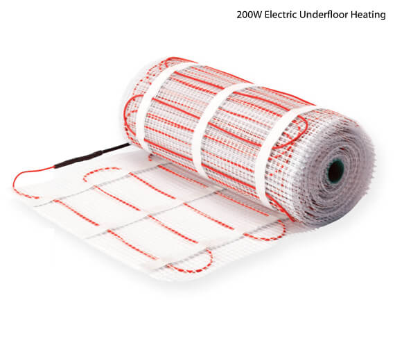 Alternate image of Sunstone Electric Underfloor Heating Mat System - 150W And 200W